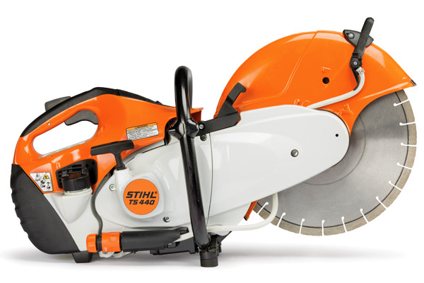 Stihl | Professional Cut-off Machines | Model TS 440 STIHL Cutquik® for sale at Rippeon Equipment Co., Maryland