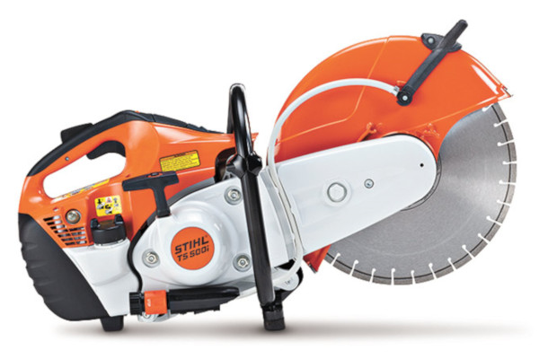 Stihl | Professional Cut-off Machines | Model TS 500i STIHL Cutquik® for sale at Rippeon Equipment Co., Maryland