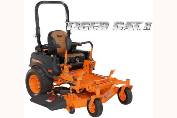 Scag | Tiger Cat II | Model STCII-52V-26FT-EFI for sale at Rippeon Equipment Co., Maryland