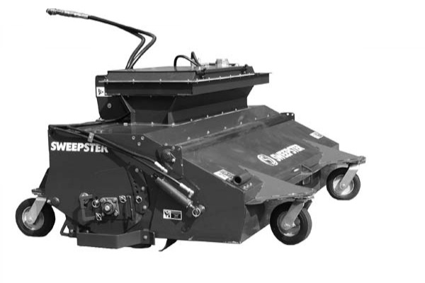 Paladin Attachments | Sweepster | Sweepers, Series 203 & 204 Series, VCS for sale at Rippeon Equipment Co., Maryland