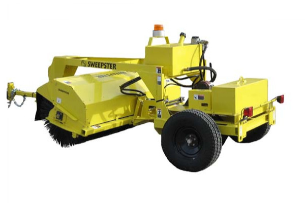 Paladin Attachments Sweepers, Tow-Behind Angle for sale at Rippeon Equipment Co., Maryland