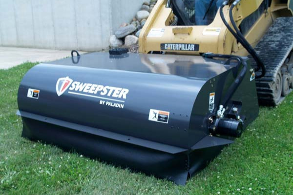 Paladin Attachments | Sweepster | Sweepster SS Sweeper SB 205 for sale at Rippeon Equipment Co., Maryland