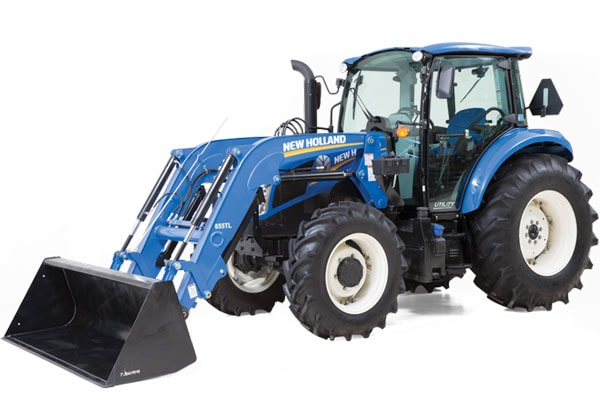 New Holland | Tractors & Telehandlers | T4 Series for sale at Rippeon Equipment Co., Maryland