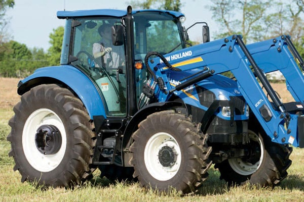 New Holland | T5 Series - Tier 4A  | Model T5.105 Electro Command for sale at Rippeon Equipment Co., Maryland