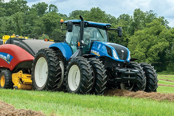 New Holland | T7 Series-Tier 4B | Model T7.210 Classic for sale at Rippeon Equipment Co., Maryland