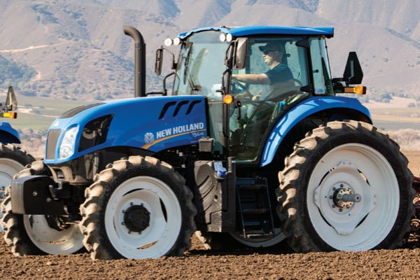 New Holland | TS6 Series – Tier 4B | Model TS6.140 for sale at Rippeon Equipment Co., Maryland