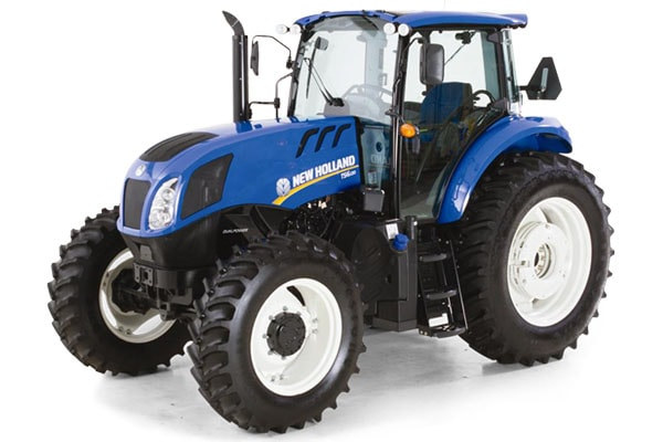 New Holland | Tractors & Telehandlers | TS6 Series – Tier 4B for sale at Rippeon Equipment Co., Maryland