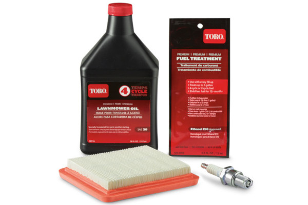 Toro | Accessories | Model Walk Mower Maintenance Kit – Honda® GCV160 Engine (Part # 130-8134) for sale at Rippeon Equipment Co., Maryland