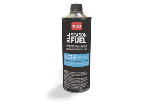 Toro | Accessories | Model Toro® All Season 4-Cycle Canned Fuel (32 oz.) (Part # 131-3823) for sale at Rippeon Equipment Co., Maryland