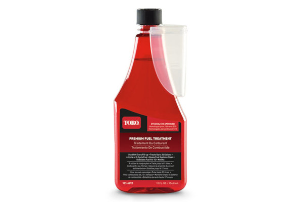 Toro | Accessories | Model Toro® Premium Fuel Treatment (12 oz.) (Part # 131-6572) for sale at Rippeon Equipment Co., Maryland