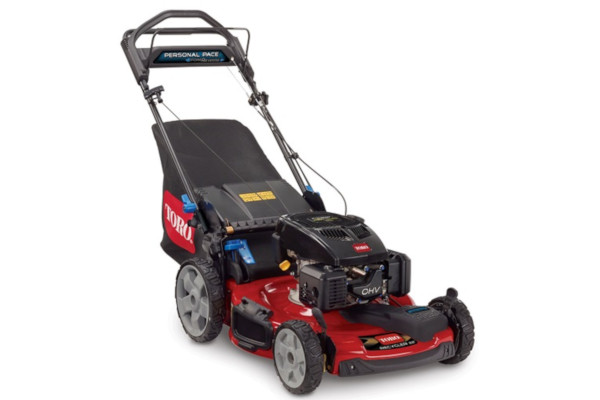 "Toro | PoweReverse™ Recycler® Mowers | Model 22"" PoweReverse™ Personal Pace® High Wheel (50-State) (20357) for sale at Rippeon Equipment Co., Maryland"