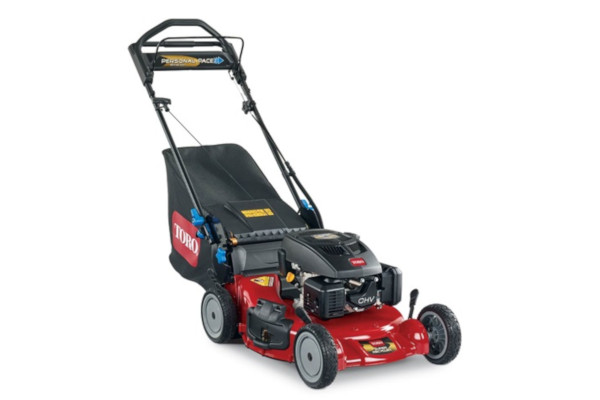 "Toro | Super Recycler® Mowers | Model 21"" Personal Pace® Super Recycler® Mower (21381) for sale at Rippeon Equipment Co., Maryland"
