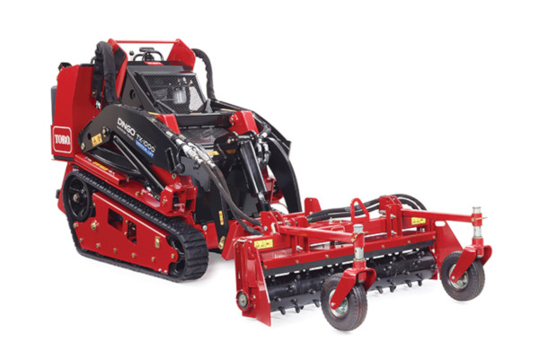 Toro | Attachments | Model Power Box Rake (22426) for sale at Rippeon Equipment Co., Maryland