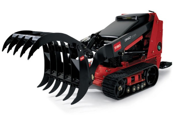 Toro | Attachments | Model Grapple Rake (22521) for sale at Rippeon Equipment Co., Maryland