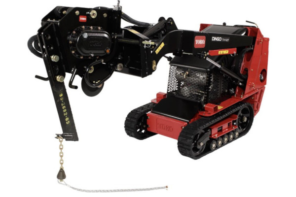 Toro | Attachments | Model Dingo Vibratory Plow (22911) for sale at Rippeon Equipment Co., Maryland