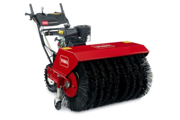Toro Power Broom (38700) for sale at Rippeon Equipment Co., Maryland