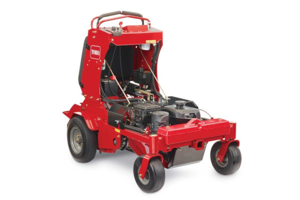 "Toro | Aerators | Model 24"" (61 cm) Stand-On Aerator (39514) for sale at Rippeon Equipment Co., Maryland"