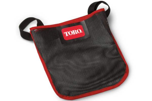 Toro | Accessories | Model Toro Mesh Utility Bag (Part # 490-7318) for sale at Rippeon Equipment Co., Maryland