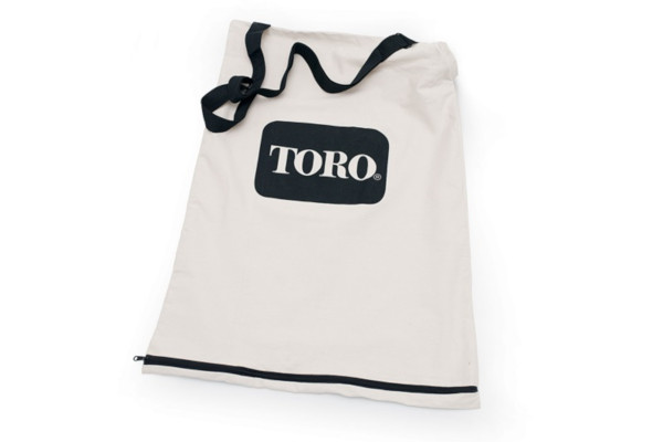 Toro | Debris Management | Model Bottom Zip Blower Vac Replacement Bag (51503) for sale at Rippeon Equipment Co., Maryland