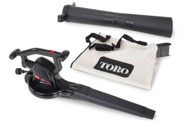 Toro | Corded Blower/Vacs | Model Rake and Vac™ (51617) for sale at Rippeon Equipment Co., Maryland