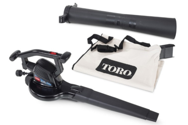 Toro | Corded Blower/Vacs | Model Super Blower Vac (51618) for sale at Rippeon Equipment Co., Maryland