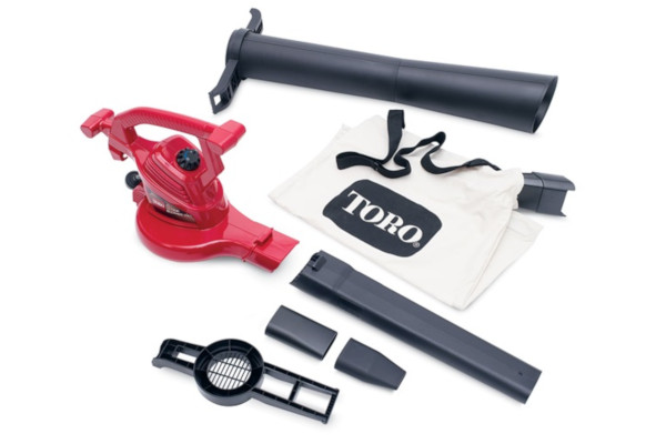 Toro | Corded Blower/Vacs | Model Ultra Blower Vac (51619) for sale at Rippeon Equipment Co., Maryland