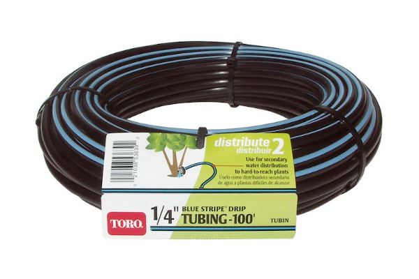 "Toro | Landscape Drip | Model 1/4"" (.6 cm) Tubing, 100' roll (53639) for sale at Rippeon Equipment Co., Maryland"