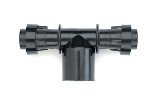"Toro | Landscape Drip | Model 1/2"" (1.3 cm) Riser Adapter Tee (53747) for sale at Rippeon Equipment Co., Maryland"