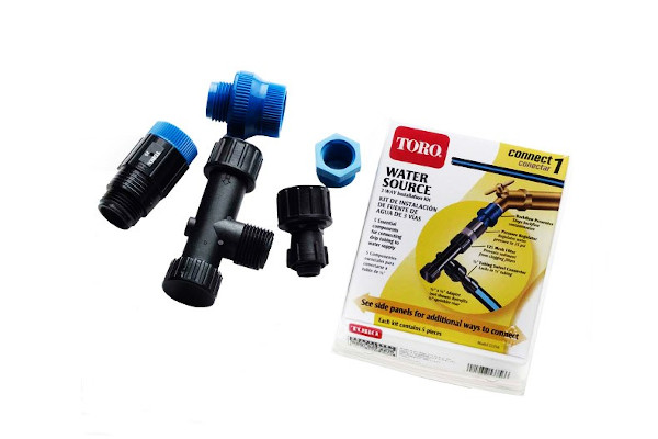 Toro | Landscape Drip | Model Water Source Installation Kit (53756) for sale at Rippeon Equipment Co., Maryland