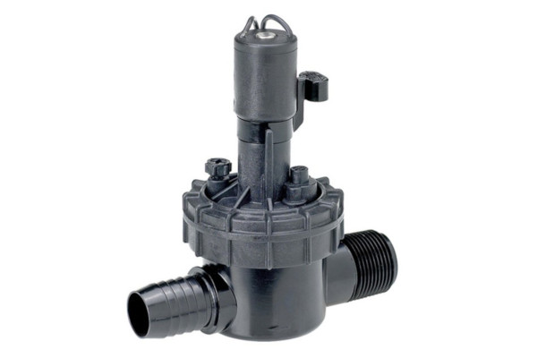 "Toro | Valves | Model 1"" (2.5 cm) Jar Top In-line Valve with Flow Control (Male NPT x Barb) (53799) for sale at Rippeon Equipment Co., Maryland"