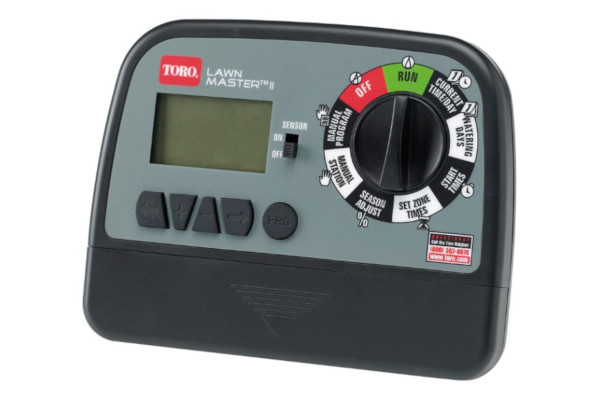 Toro | Timers | Model Lawn Master™ II Landscape Timer, 4-Zone (53805) for sale at Rippeon Equipment Co., Maryland