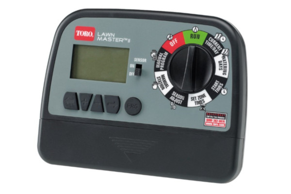 Toro | Timers | Model Lawn Master™ II Landscape Timer, 6-Zone (53806) for sale at Rippeon Equipment Co., Maryland