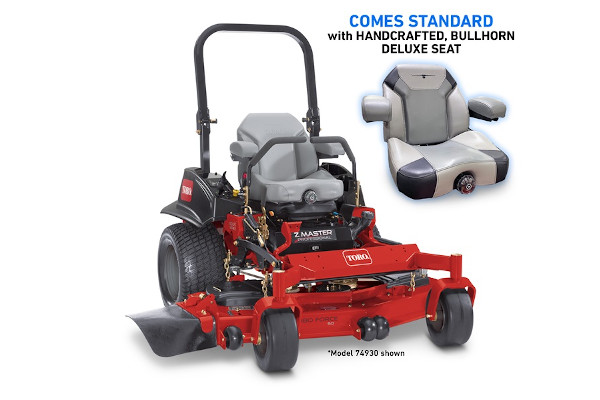 "Toro | Zero-Turn Mowers | Model 5000 Series 52"" (132 cm) 25 HP EFI 747cc (72906) for sale at Rippeon Equipment Co., Maryland"