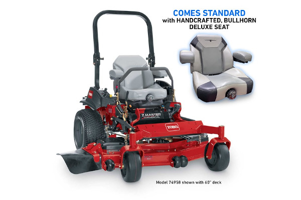"Toro | Zero-Turn Mowers | Model 3000 Series 60"" (152 cm) 25.5 HP 852cc (72950) for sale at Rippeon Equipment Co., Maryland"