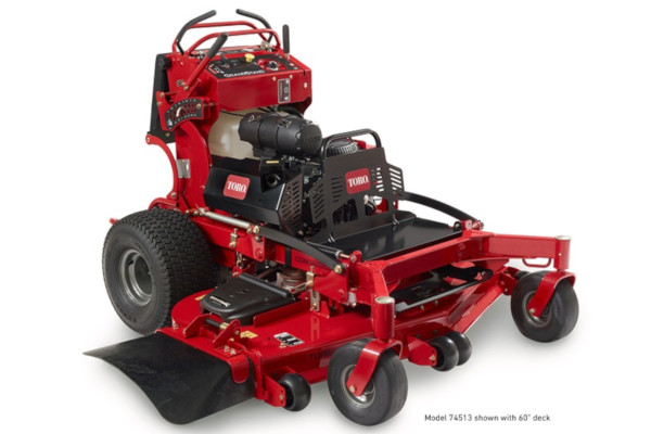 "Toro | Stand-On Mowers | Model GrandStand® 48"" (122 cm) 23 HP 747cc EFI (74518) (79518 CARB) for sale at Rippeon Equipment Co., Maryland"