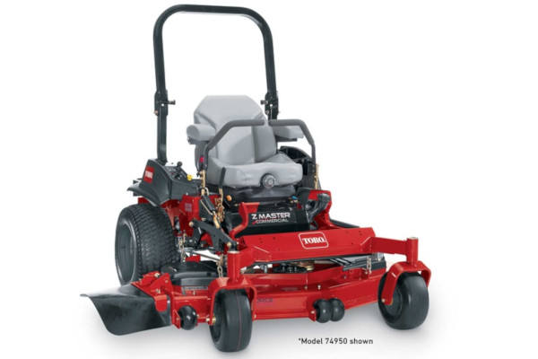 "Toro | Zero-Turn Mowers | Model 5000 Series 52"" (132 cm) 25 HP EFI 747cc (74906) for sale at Rippeon Equipment Co., Maryland"