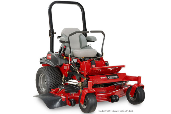 "Toro | Zero-Turn Mowers | Model 5000 Series MyRide® 60"" (152 cm) 25 HP EFI 747cc (75951) for sale at Rippeon Equipment Co., Maryland"