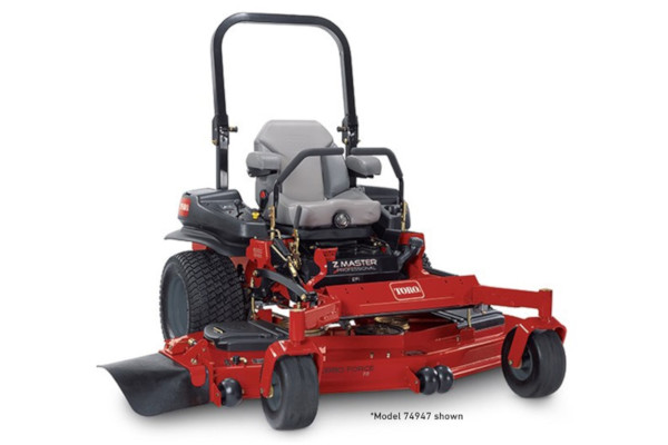 "Toro | Zero-Turn Mowers | Model 6000 Series 72"" (183 cm) 26.5 HP 747cc (74928) (78928 California Model) for sale at Rippeon Equipment Co., Maryland"