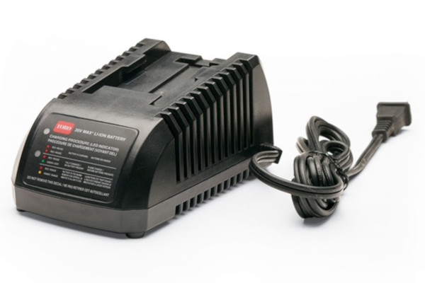 Toro | Debris Management | Model 20V Max Li-Ion Battery Charger (88500) for sale at Rippeon Equipment Co., Maryland