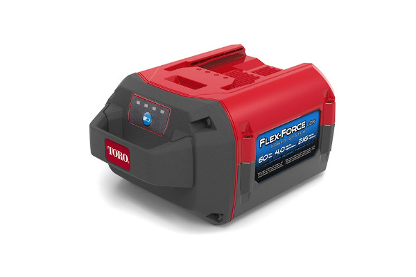 Toro | 60V Flex-Force Tools | Model 60V MAX* 4.0 Ah 216 WH Li-Ion Battery (88640) for sale at Rippeon Equipment Co., Maryland