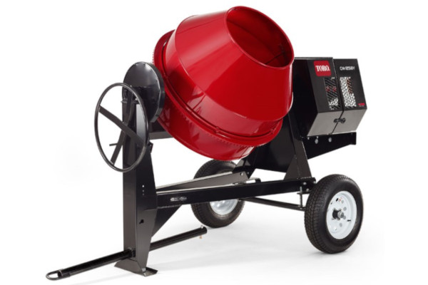Toro | Concrete Mixer | Model CM-1258Y-SD Concrete Mixer (Diesel) for sale at Rippeon Equipment Co., Maryland