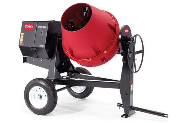 Toro | Concrete Mixer | Model CM-958H-S Concrete Mixer GX240 for sale at Rippeon Equipment Co., Maryland