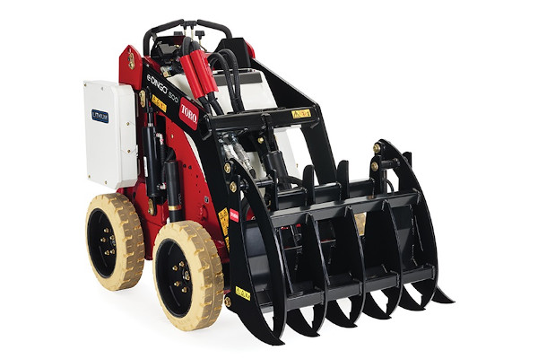 Toro | Compact Wheel Loaders | Model e-Dingo™ 500 Wheeled for sale at Rippeon Equipment Co., Maryland
