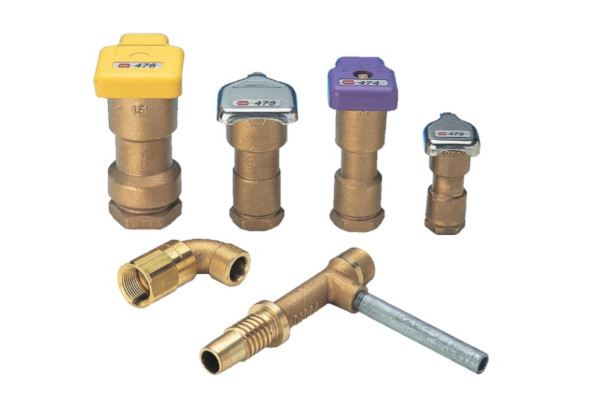 Toro | Valves | Model Quick Coupler Series Valves for sale at Rippeon Equipment Co., Maryland