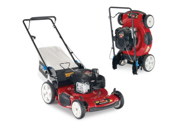 "Toro | Recycler® Push Mowers | Model 22"" SMARTSTOW® High Wheel Push Mower (21329) for sale at Rippeon Equipment Co., Maryland"