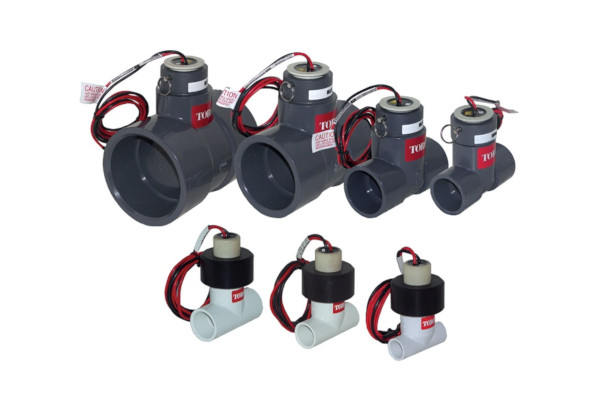 Toro | Sensors | Model TFS Flow Sensors for sale at Rippeon Equipment Co., Maryland