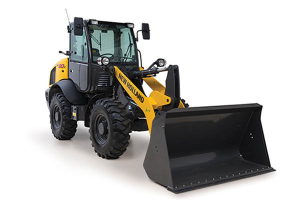 New Holland | Light Construction Equipment | Compact Wheel Loaders for sale at Rippeon Equipment Co., Maryland