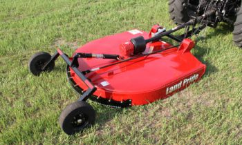 Land Pride Rotary Cutters For Clearing Grass, Weeds, Crops