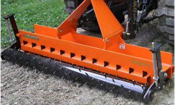 Land Pride Dirtworking Tools, Reshape Soil Profile, Loosen