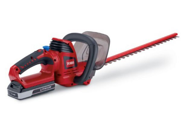 "Toro | Battery Hedge Trimmers | Model 24V Max 24"" Cordless Hedge Trimmer (51496) for sale at Rippeon Equipment Co., Maryland"